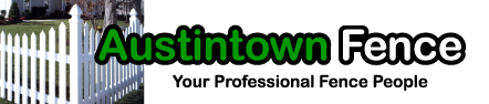 Austintown Fence Company Logo
