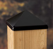 "Black Post Point 5 1/2"" x 5 1/2"" case of 24"
