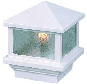Pyramid Glass White (110 Volt) DLA9050