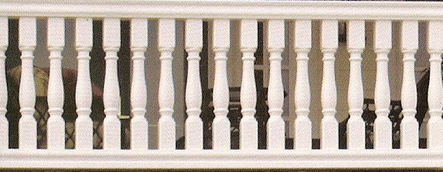 "Belmont Balustrade 36"" x 6 Level Boxed 7000 series"