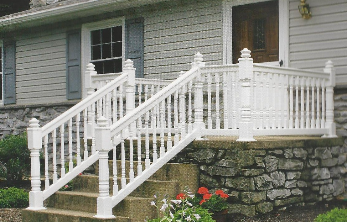 "36""H -Kinzer STEP Railing-3000 Series-Stair Boxed"