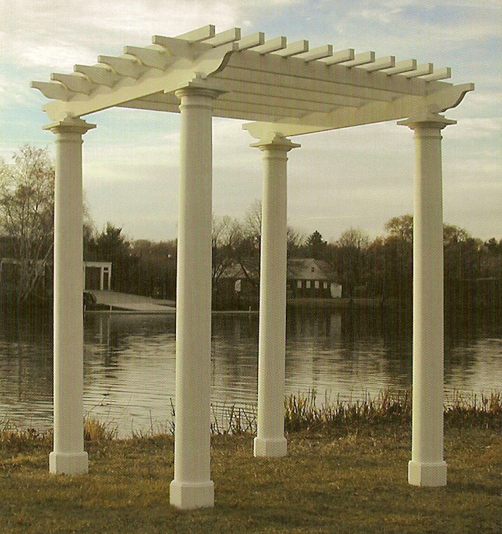 Chestnut Hill Pergola #90
