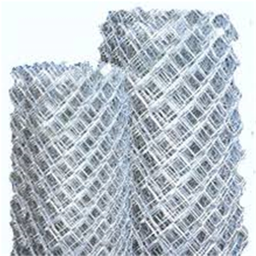 "Galvanized Chain Link Fence 48""H x 50' Roll"